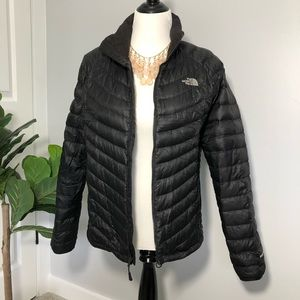 The North Face | Black Down Puffer Women's Jacket